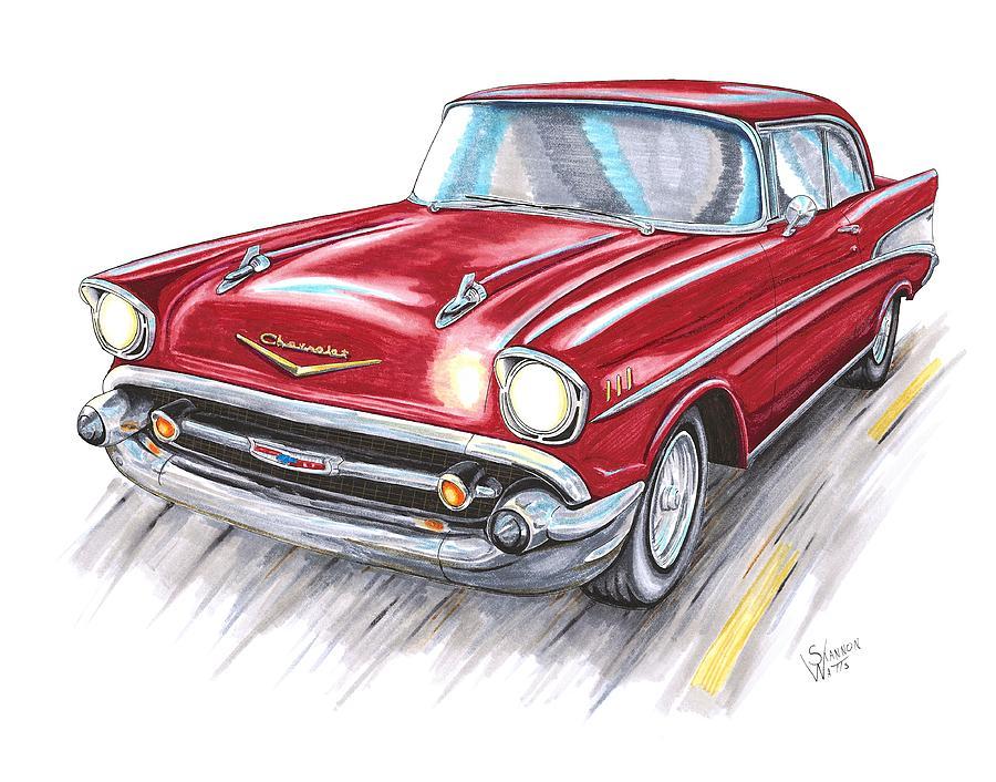 900x706 Bel Air Drawings Fine Art America