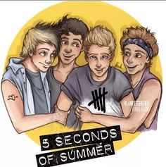 236x237 Artistiq On 5sos, 5sos Drawing And Celebrity