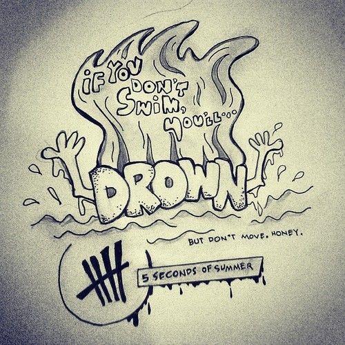 5sos Lyric Drawing at GetDrawings com | Free for personal