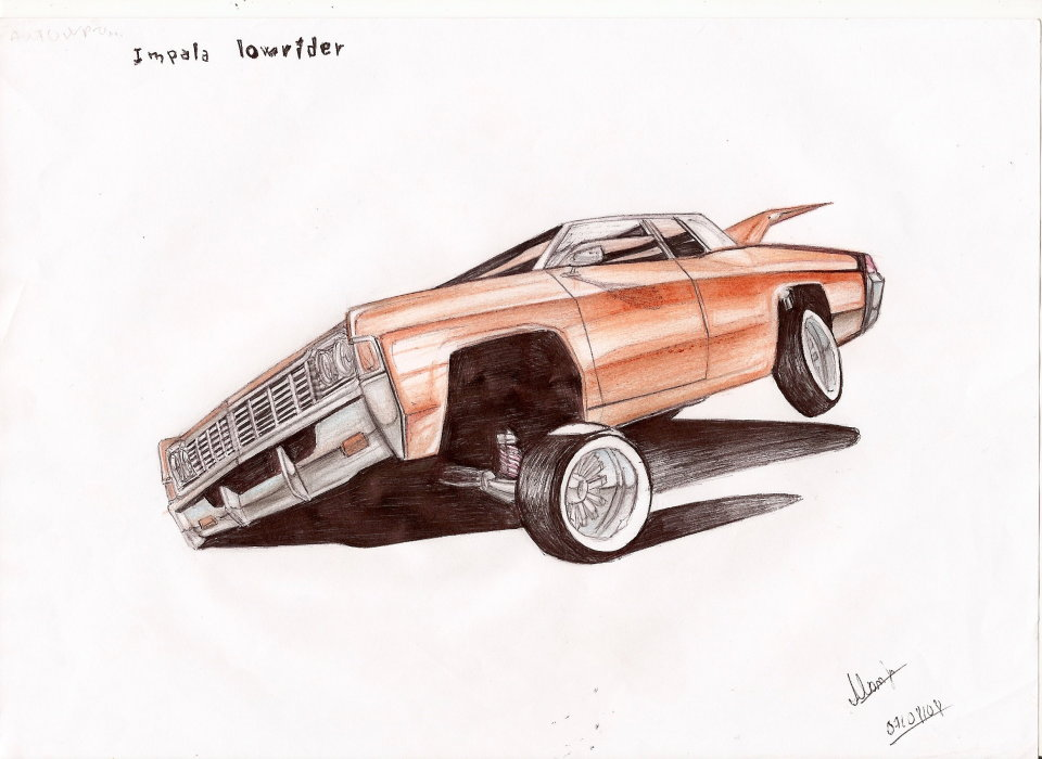 960x700 64 Impala Low Rider By Alanjmaranho
