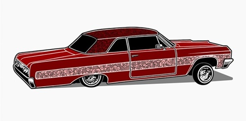 64 Impala Drawing at GetDrawings com | Free for personal use