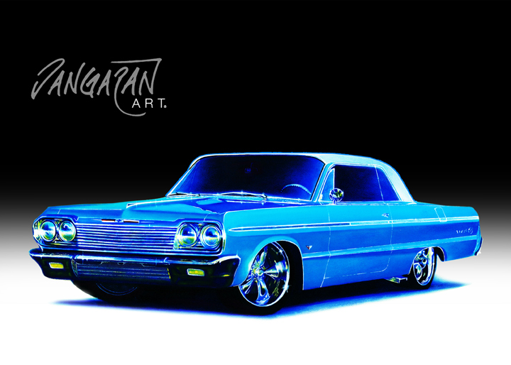 720x514 64 Impala By Dangaranart