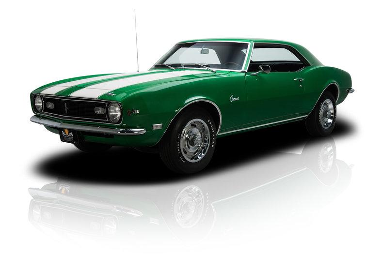 790x527 135285 1968 Chevrolet Camaro Rk Motors Classic And Performance