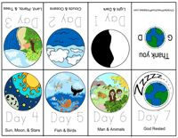 200x155 Days Of Creation Memory Matching Game Lesson 2 God Creates Year