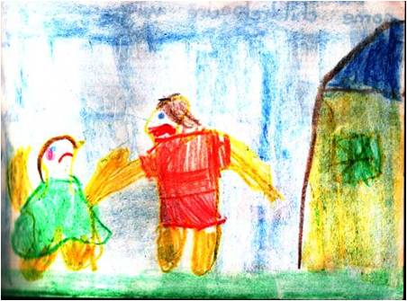 452x335 6 7 Year Old Drawing Start Of Formal Schooling Sfa Handwriting Gym