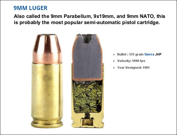 9mm Bullet Drawing at GetDrawings com Free for personal