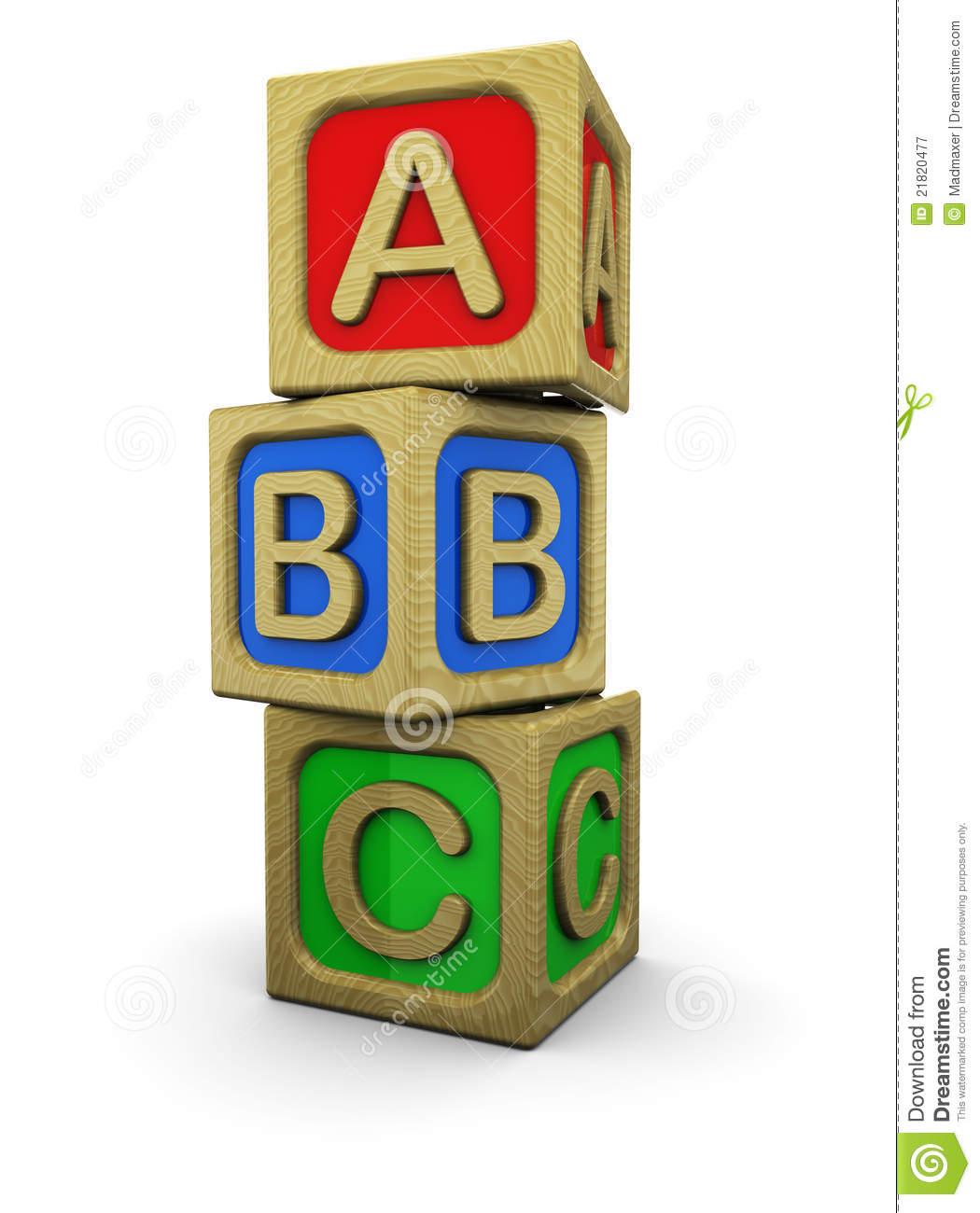 1050x1300 Stacked Abc Blocks Clipart