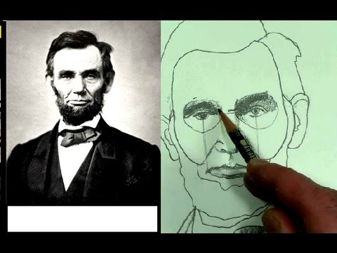 Abraham Lincoln Coloring Pages For Kindergarten : Abe lincoln drawing at getdrawings free for personal use abe