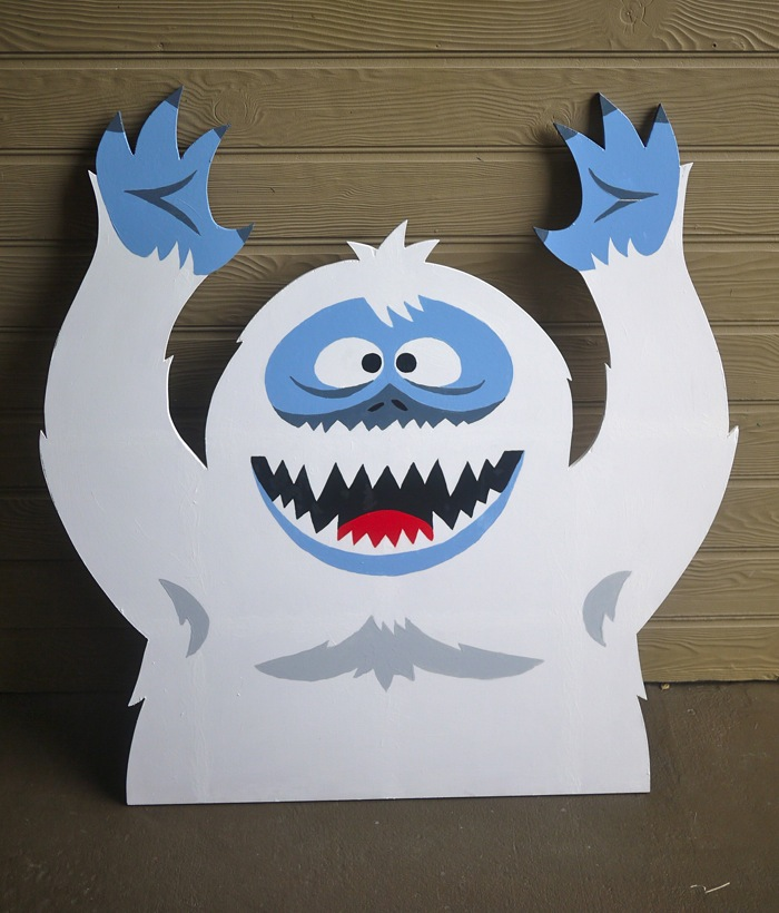 Abominable Snowman Drawing at GetDrawings.com | Free for personal ...