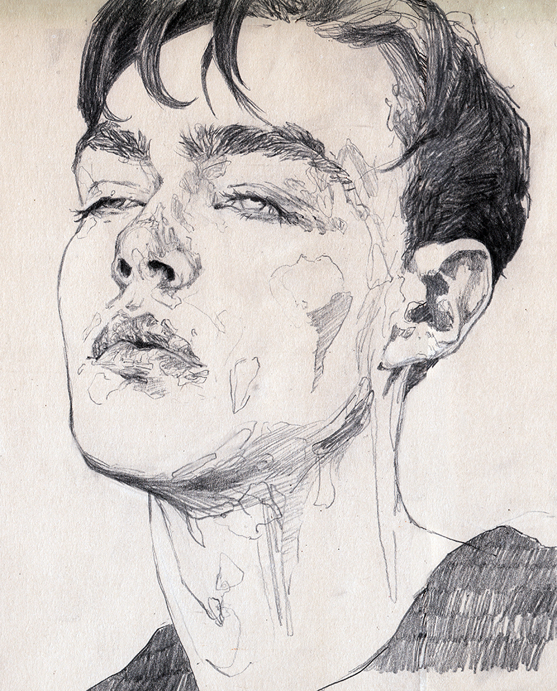 806x1000 Drawing Of A Boy Tumblr