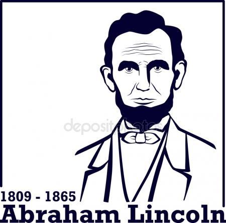 450x443 Abraham Lincoln Vector Stock Vectors, Royalty Free Abraham Lincoln