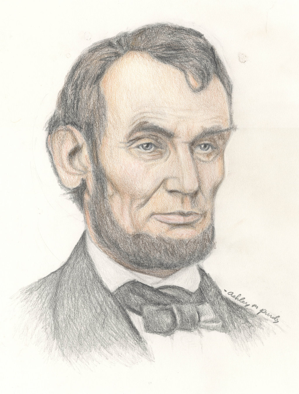 1024x1348 Abraham Lincoln Drawing Pencil Drawings Abraham Lincoln Pencil