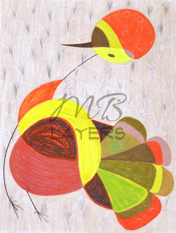 abstract bird drawing at getdrawings com free for personal use