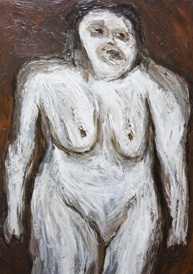 650x922 Ugly Fat Woman New, Abstract Texture, Distorted Human Figure
