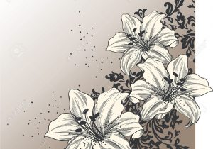 300x210 Abstract Flower Drawing