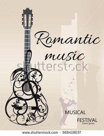Acoustic Guitar Drawing Designs 71716 Usbdata