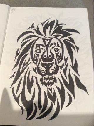 320x428 Azlaan The Lion (