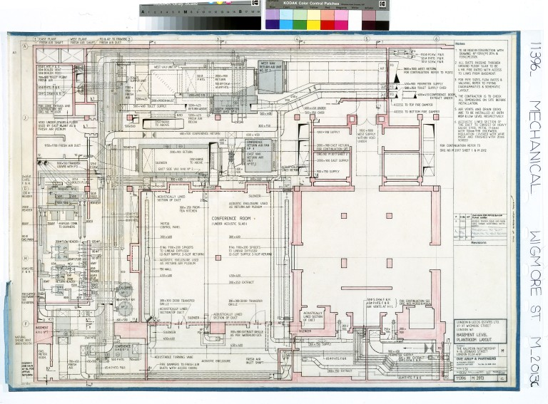 768x567 Plantroom Layout Ove Arup And Partners Vampa Search The Collections