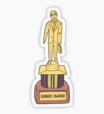 210x230 Oscar Award Stickers Redbubble