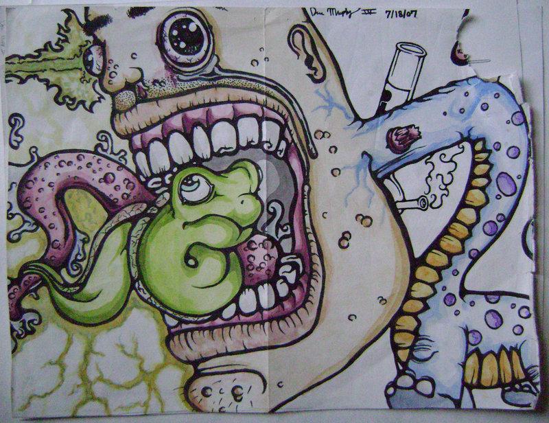 800x616 Acid Trip By Danmurphyiv