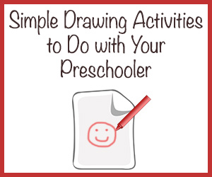 300x250 Simple Drawing Activities