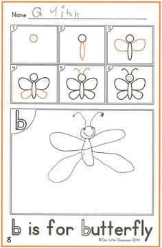 236x360 Alphabet Directed Drawing Free, Activities And Kindergarten
