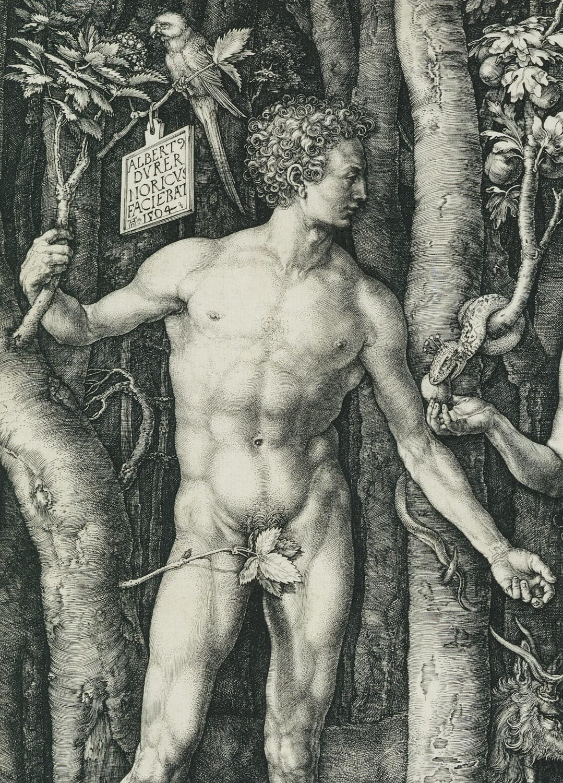 1079x1500 Adam And Eve Albrecht 19.73.1 Work Of Art Heilbrunn