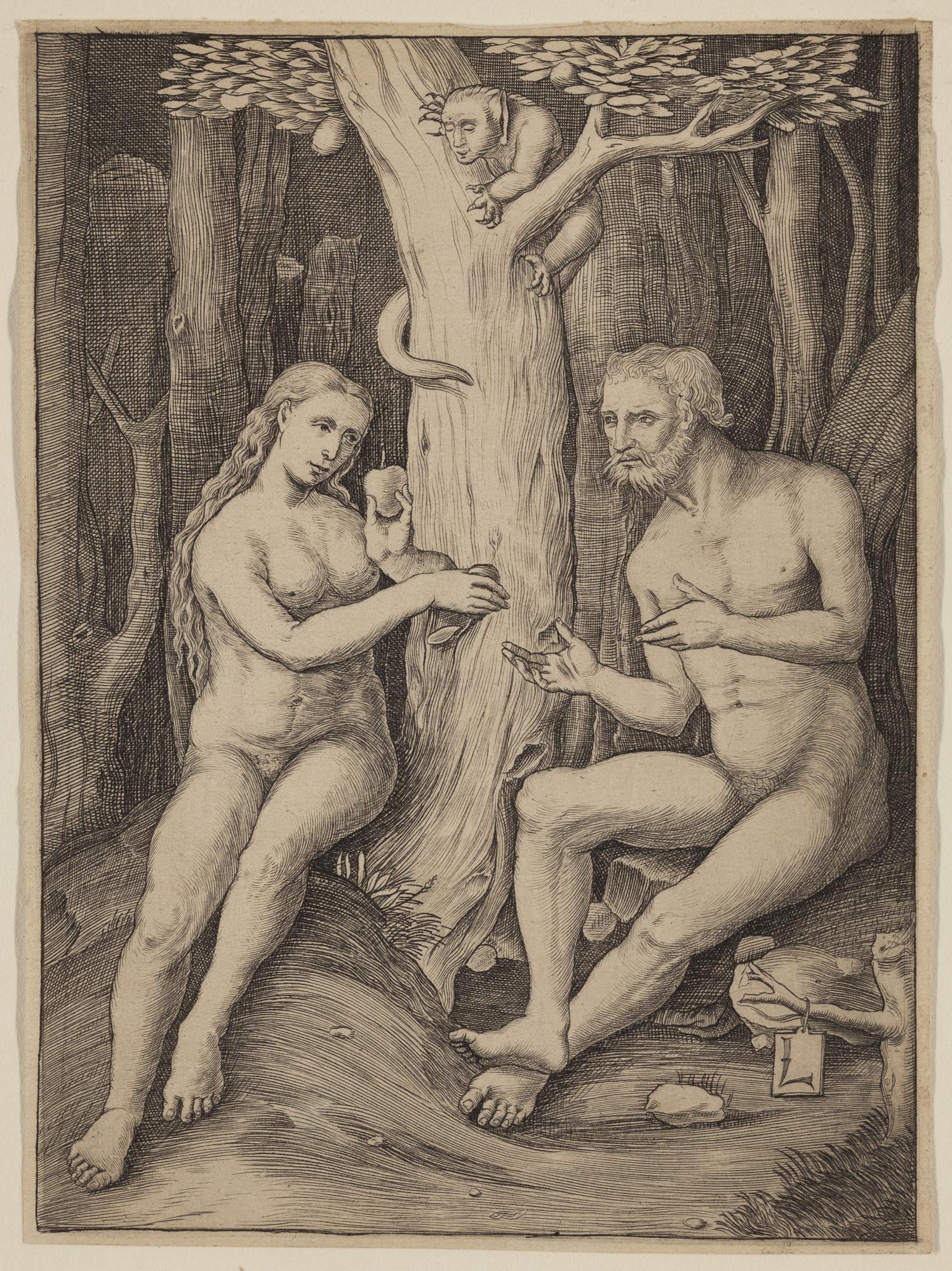 1499x2000 Fall Of Adam And Eve Detroit Institute Of Arts Museum