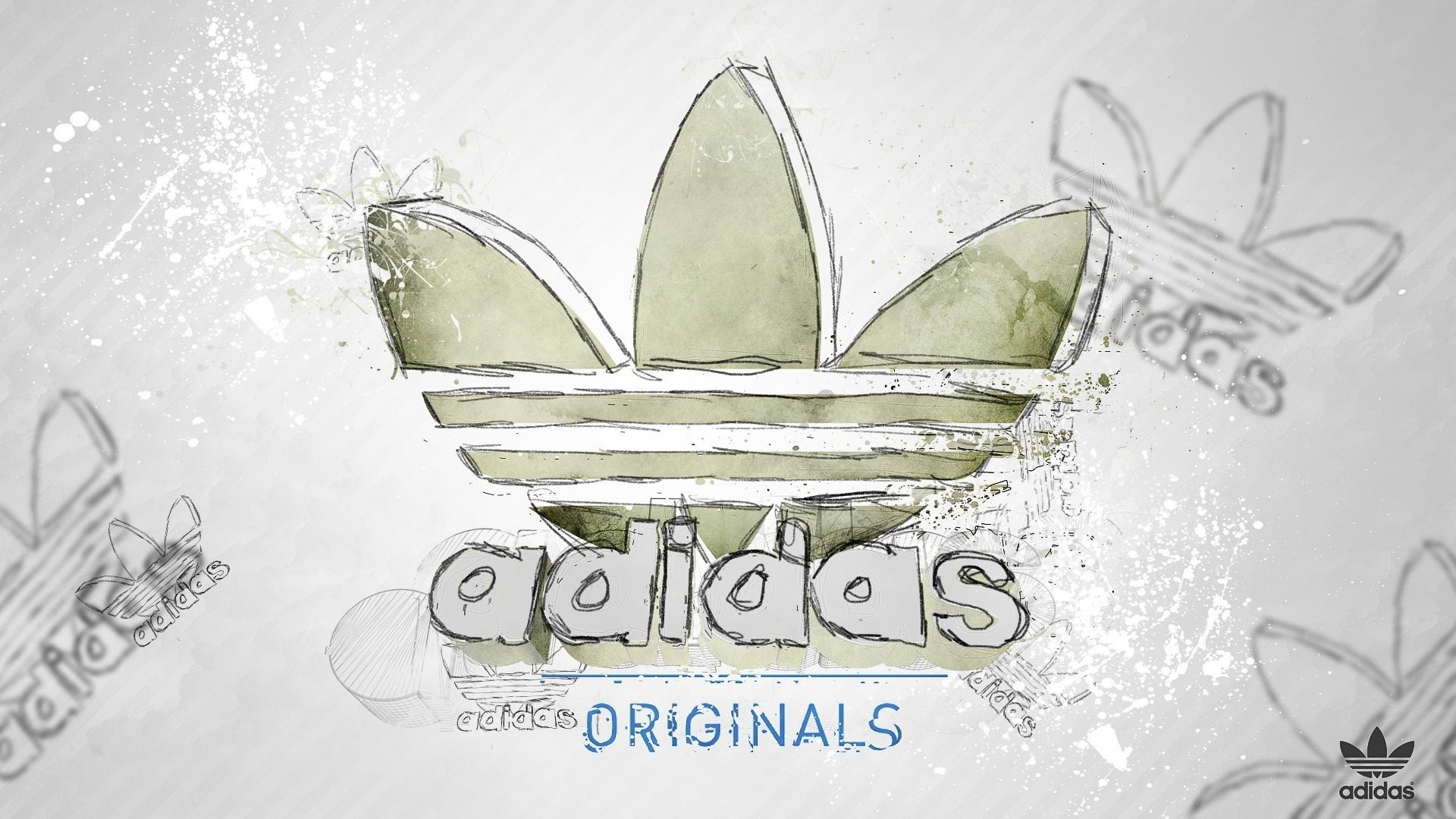 1920x1080 Wallpapers Logo Adidas Gallery (70 Plus) PIC WPW203772