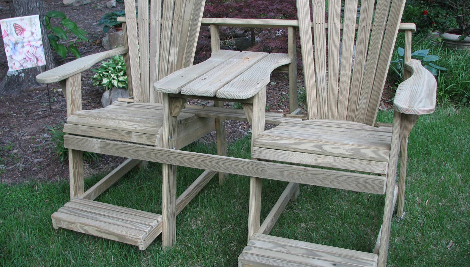 1582x899 Chair 7 Tall Deck Chairs Balcony Adirondack Plans Brown