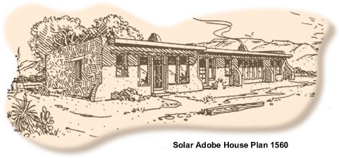 481x225 Solaradobe House Plan 1560