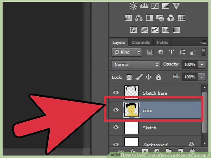 728x546 7 Ways To Color And Draw On Adobe Photoshop 6