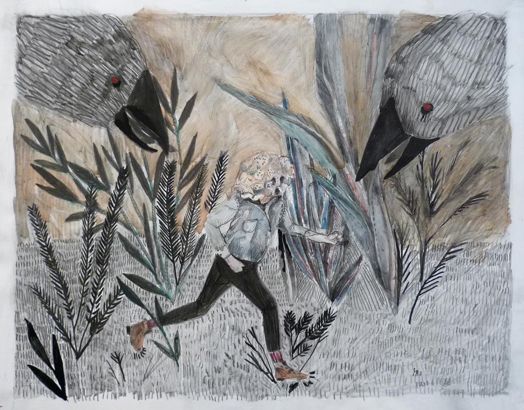 1039x813 Advanced Drawing Middlebury College Studio Art