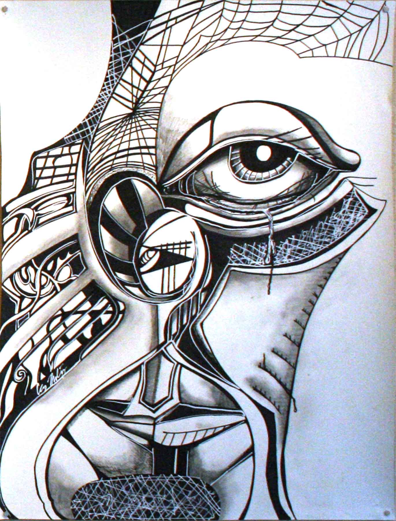 1370x1800 Learn Advanced Drawing Dordt College Art And Design
