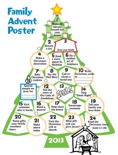 400x524 With A Faithful Heart Celebrate Advent And Keep Christ
