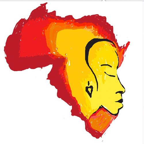500x500 Africa Drawings