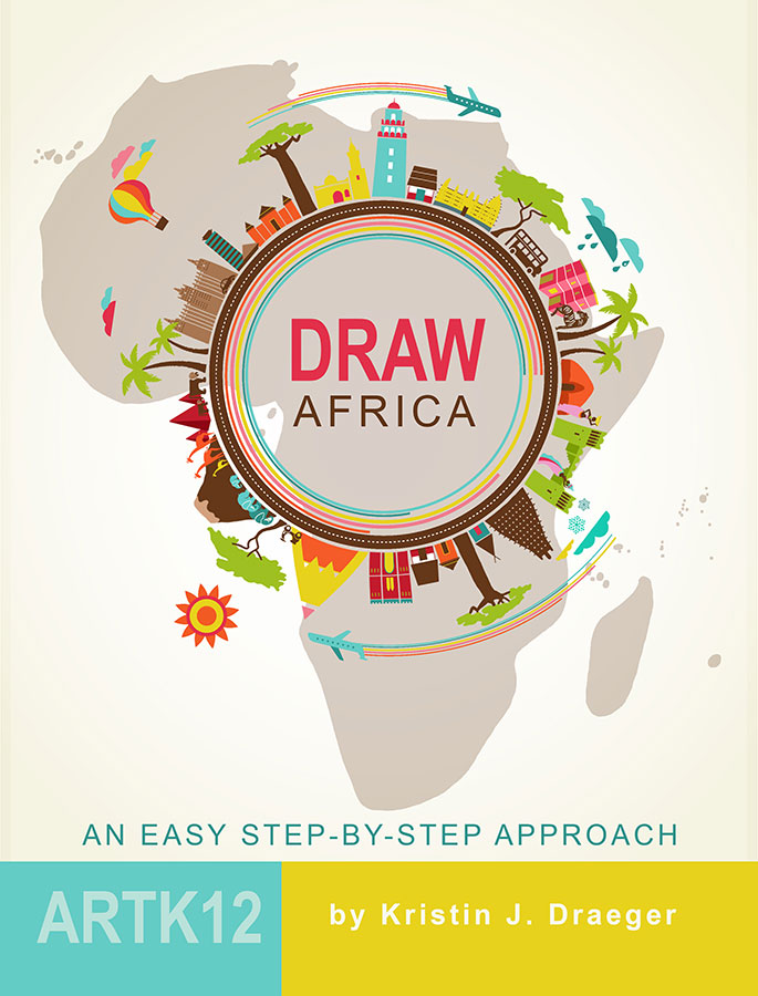 685x900 Draw Africa, An Easy Step By Step Approach Artk12
