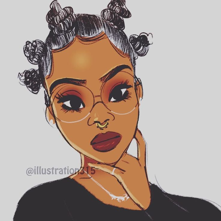 736x736 Gallery How To Draw A Black Girl,