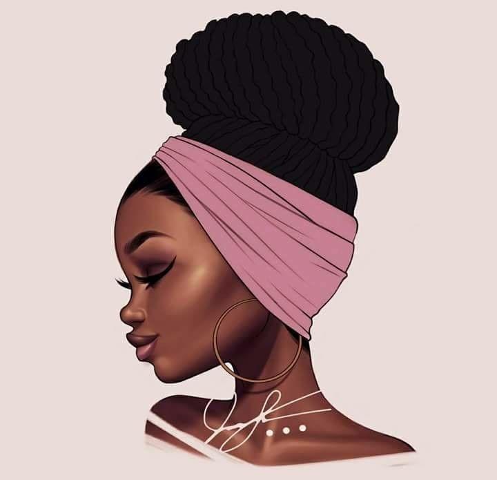 720x695 Staaaarshineeee A R T Black Women Art, Black Girls