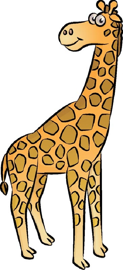 400x879 How To Draw A Giraffe Howstuffworks