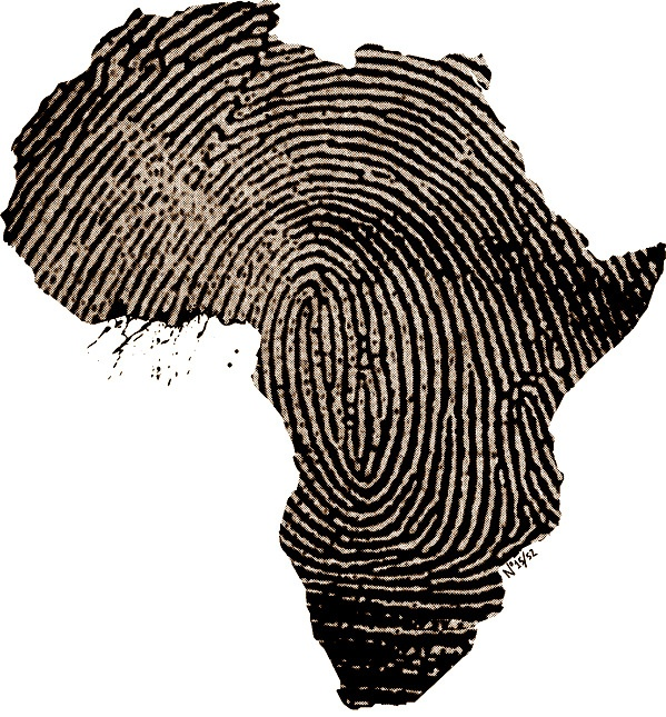 599x645 African Fingerprint This Would Be Cool To Have After A Mission
