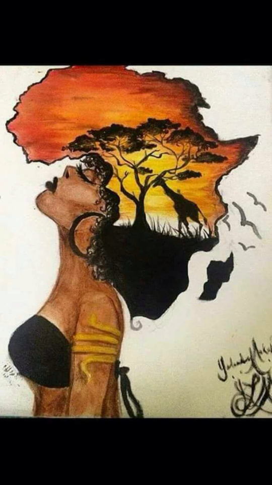 African Continent Drawing At Getdrawings Com Free For