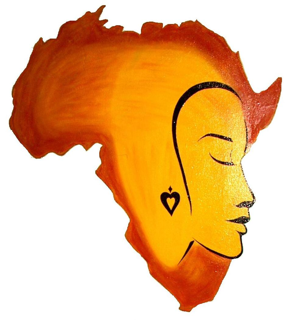 959x1053 African Drawing