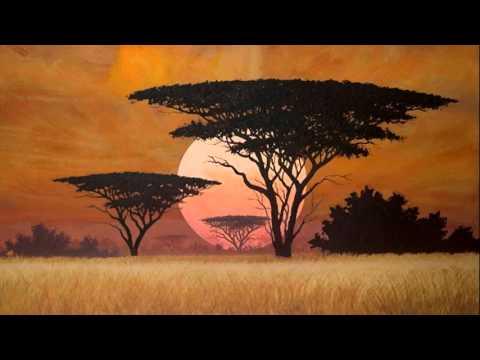 480x360 African Landscape