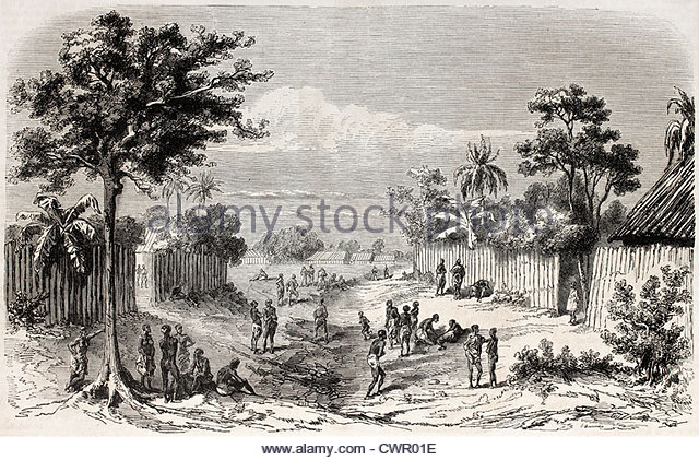 640x421 Village Drawing African Stock Photos Amp Village Drawing African