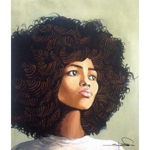 300x300 Image Result For Black Girl Drawing Art Afro Art