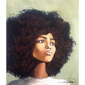 300x300 Afro Girl Drawing Tumblr