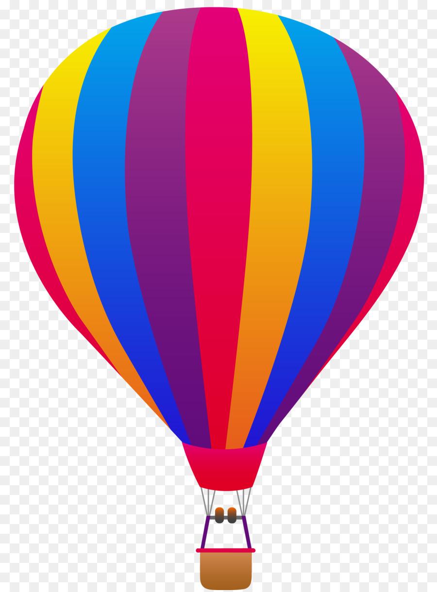 900x1220 Hot Air Balloon Drawing Clip Art