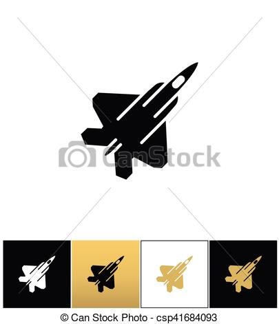 405x470 Air Force Navy Airforce Vector Military Plane Or Fighter Jet