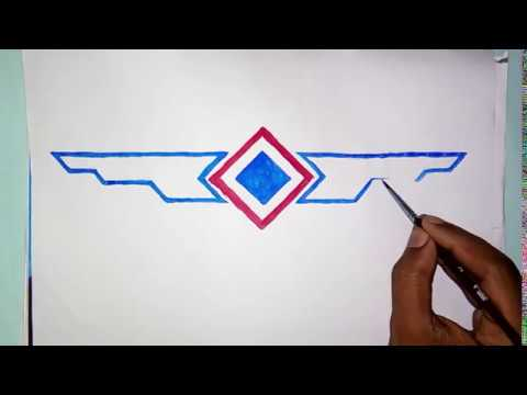 480x360 How To Draw The Philippine Air Force Symbol (Symbol Drawing)